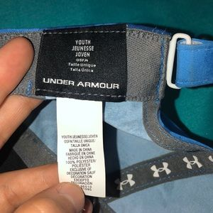 Under Armour Youth Cap